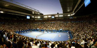 Rod Laver Arena Gettyimages