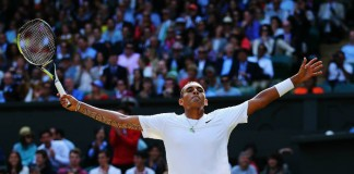Nick Kyrgios Gettyimages
