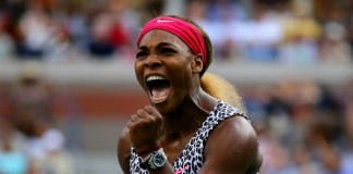 Serena Williams US Open tennis 2015