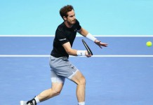 Andy Murray - Stan Wawrinka ATP World Tour Finals 2015