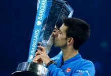 Novak Djokovic ATP Finals 2015