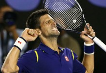 Novak Djokovic - Andy Murray finale ATP World Tour Finals 2016 Getty