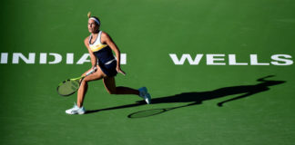 Indian Wells 2017 live stream tennis programma Robin Haase en Kiki Bertens Getty