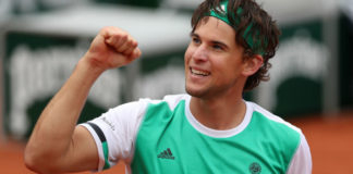 Roland Garros halve finales live stream: Nadal - Thiem weddenschappen tennis French Open Getty