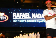 US Open winnaar 2017: Rafael Nadal verslaat Kevin Anderson Getty